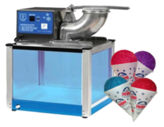 b-Sno-cone machine