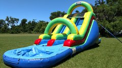 18 FT Razzle Slide