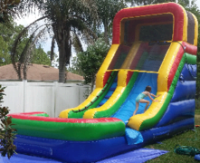 16 ft Marley Slide