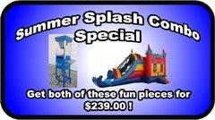 Summer Splash Combo Package