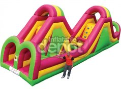 Bada Bing Obstacle Course