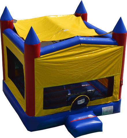 Multi Theme Castle Bounce House