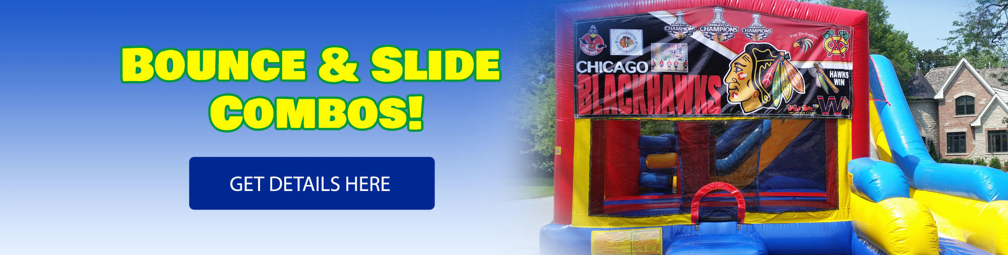 bounce house u0026 party rentals jumpguy com chicago il