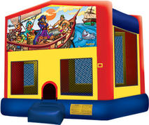 Pirate Jump House