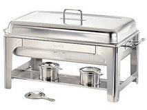 Food Warmers, Wedding Arch, Cleaning Services, Silverware, Garbage Containers