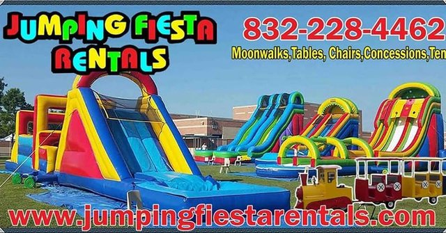 Jumping Fiesta Rentals Party Rentals Cypress Houston