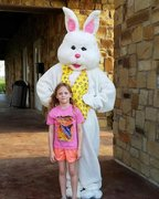 Easter Bunny Costume Rental for a day