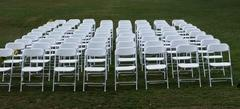 White Chairs used