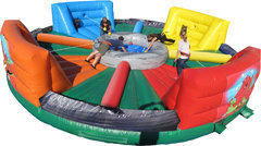 Hippo Inflatable Game