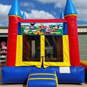 Brand New Bounce Castle with Blower and repair kit