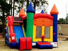 #202 Toddlers Combo Castle