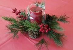 Christmas center piece