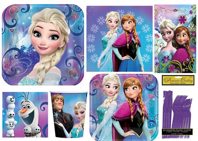 Frozen Deluxe Package