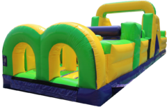 "<strong><span style=""color:#0000ff;"">31ft Magic Obstacle Course"