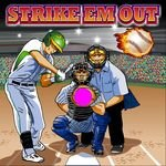 "<strong><span style=""color:#0000ff;"">Strike Em Out"