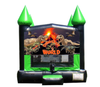 "<strong><span style=""color:#0000ff;"">Dinosaur Bounce House 2"