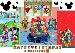 "<strong><span style=""color:#0000ff;"">Mickey Mouse Decoration Package"