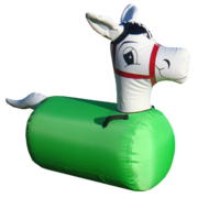 "<strong><span style=""color:#0000ff;"">Inflatable Racing Horses (LARGE)"