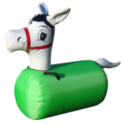"<strong><span style=""color:#0000ff;"">Inflatable Racing Horses (MEDIUM)"