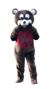 "<strong><span style=""color:#0000ff;"">Bear-e Cute Costume"