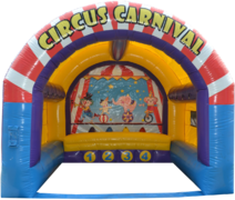 "<strong><span style=""color:#0000ff;"">Circus Carnival Fun"