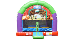 "<strong><span style=""color:#0000ff;"">Funny Farm Bounce House"