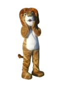 "<strong><span style=""color:#0000ff;"">Friendly Lion"