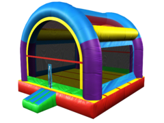 "<strong><span style=""color:#0000ff;"">Stadium Bounce House"