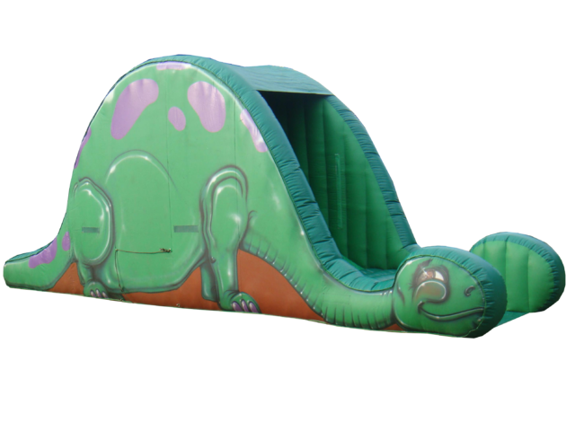 Toddler Dinosaur Slide