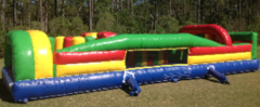 35 FT Back your obstacle course
