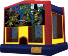 Teenage Ninja Mutant Turtles large