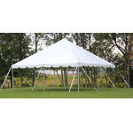 20 by 20 Canopy Tent