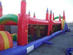 60 ft obstacle course