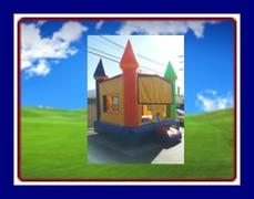 13 x 13  BOUNCE HOUSE WITH NO THEME