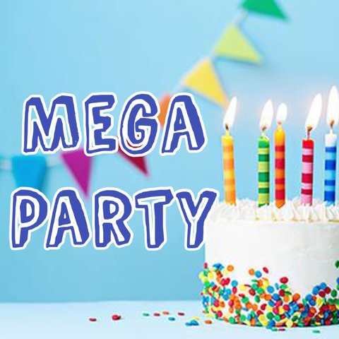 3. Mega Party Package