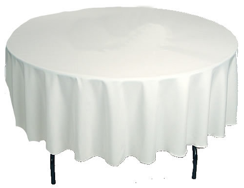 Linen Table Cover 90