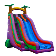 Bermuda Blast 27'+ Tall Mountainous Dry Slide