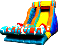 Big Kahuna 16'+ CATCHING AIR WATERSLIDE