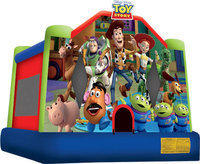 Toy Story III Bounce House