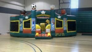 Deluxe all Star Play Center