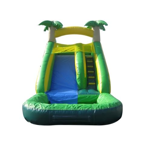 16′ Tropical Waterslide