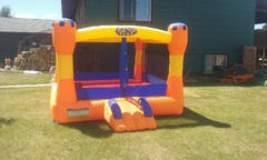 Blast Zone Bouncer