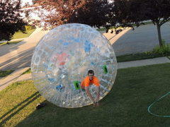 Zorb Ball Inflatable Giant Human Hamster Ball