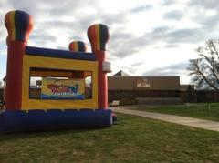 Hot Air Bounce House