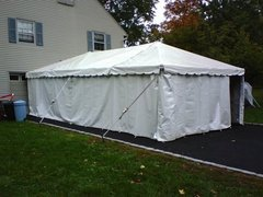 Sides for tent Per 20 foot panel