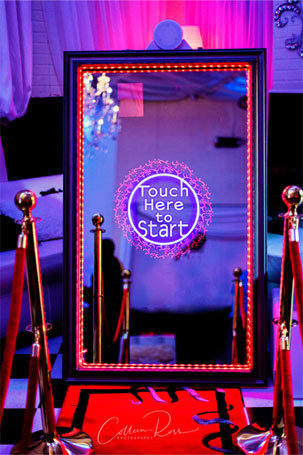 Our Mirror Me Photo Booth