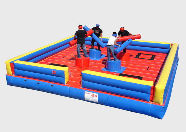 Joust - 4 person gladiator style