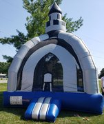 Alien Bounce House