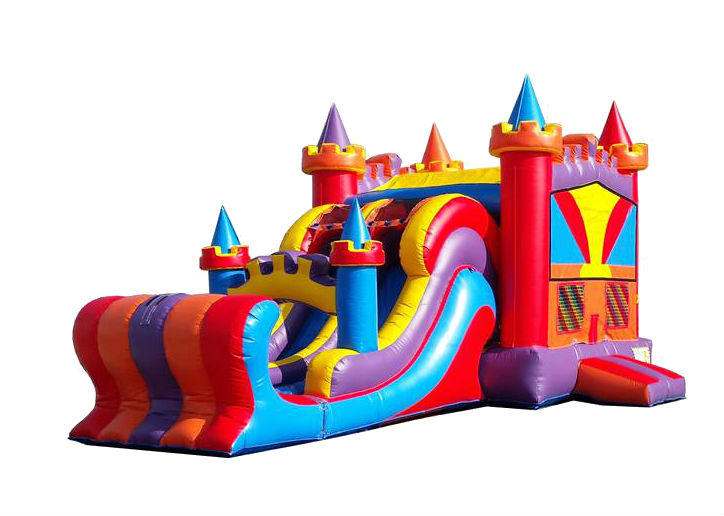 Are you thinking of opening an indoor inflatable play center?