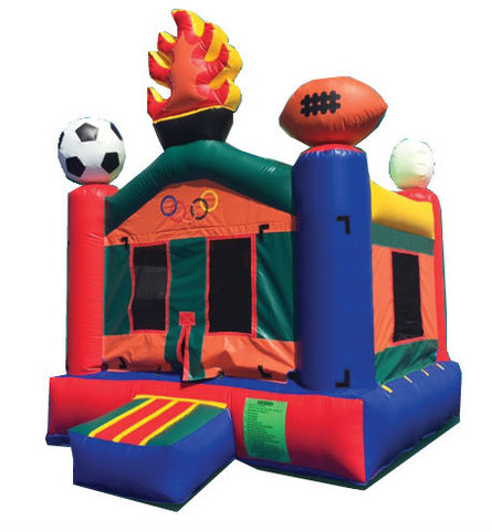 Olympic Bounce House